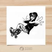 """Dibujo a mano - """"Personajes"""". Un proyecto de Dibujo e Ilustración de Fernando González - 29.10.2019"""