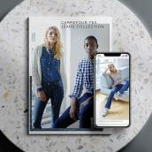 Carrefour Jeans Collection. Un proyecto de Dirección de arte y Diseño gráfico de Rodrigo Merchán - 05.11.2018