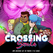 Crossing Souls. A Video game project by Juan Diego Vázquez Moreno - 02.06.2018