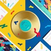 "Muno Campaña ""Autónomos, cómo estáis"". . A Illustration, UI / UX, Br, ing, Identit, Web Design, Web Development & Infographics project by relajaelcoco - 04.01.2018"