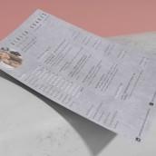 Curriculum Vitae - Giulia Soares. Un progetto di Architettura, Creatività , e Graphic Design di Giulia Soares - 30.11.2019