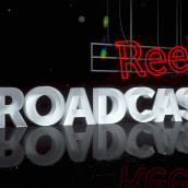Reel Broadcast. A Motion Graphics, TV, and 3D Animation project by Paul Brown - 12.05.2017