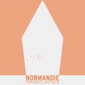 NORMANDIE. Un proyecto de Diseño gráfico e Ilustración vectorial de Sub/Lup Design - 05.12.2019