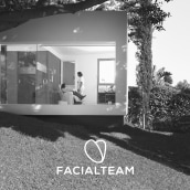 Facialteam. A Motion Graphics, Br, ing, Identit, Graphic Design, and Web Design project by Levulevú - 12.11.2019