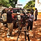 """""""Burkinabé Rising"""" Director de Fotografía / Operador de cámara / Operador de drone. A Video project by Yeray Martín Perdomo - 11.21.2016"""