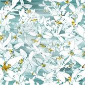 Flor de Azahar. Um projeto de Publicidade, Artes plásticas, Desenho e Desenho artístico de Julia Lillo García - 18.04.2016