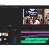 Inicio II módulo Inglés 2019 | Samsung Galaxy Note 9. Un proyecto de Publicidad, Vídeo y Postproducción audiovisual de Freddy Lee - 14.12.2019