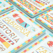 La maravillosa historia de nuestra democracia . A Illustration, Art Direction, and Editorial Design project by relajaelcoco - 10.01.2018