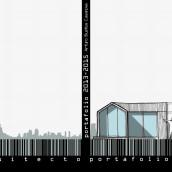Portafolio 2013-2015. Un progetto di Architettura digitale , e Progettazione 3D di Arturo Bustíos Casanova - 16.12.2019