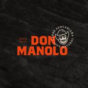 DON MANOLO CARNE. Un proyecto de Br e ing e Identidad de Alvaro José Franco Rivera - 16.12.2019