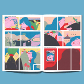 Ay ay ay!. Un proyecto de Ilustración y Cómic de Ana Isabel López Benito - 12.03.2018