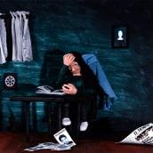 Mi Proyecto del curso: Diorama: pensando en tres dimensiones. A Fotografie, H, werk und Bühnendekoration project by Jeison Mayorga - 12.11.2018