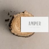 Amper. A Br, ing und Identität und Naming project by Menta Branding - 10.08.2019