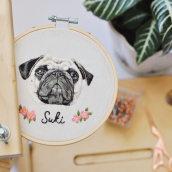 Suki. A Stickerei project by Valentina Castillo - 04.01.2020
