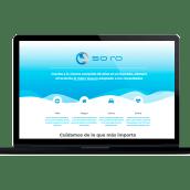 Seguros Soto | Diseño web. A Web Development, and Web Design project by Sofía Fernández Balseiro - 01.08.2020