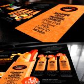 SALXIBOX, Portugal_Flyer design.. Un progetto di Progettazione editoriale , e Graphic Design di Alex Carcedo - 09.01.2020