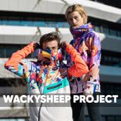 Wackysheep Project. Un proyecto de Diseño de moda, Modelado 3D y Diseño de personajes 3D de Santiago Moriv - 11.01.2020