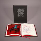 Art Book - Push Ups - Vol. I y II. Un progetto di Illustrazione, Pittura, Bozzetti , e Disegno di Aleix Gordo Hostau - 27.12.2019