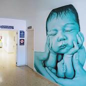Humanización de Hospitales Materno Infantiles. A Illustration, Fine Art, and Painting project by Mon Devane - 12.13.2018