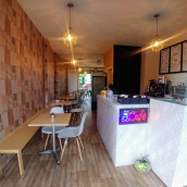 Mi Proyecto del curso: Diseño de interiores para restaurantes. A Innenarchitektur project by Alejandra Espinosa - 14.01.2020