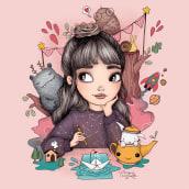 Creatividad. Un proyecto de Ilustración de Paqui Cazalla - 13.12.2019