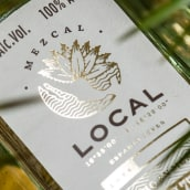 Mezcal Local. A Br, ing & Identit project by Alejandro Pascalis - 01.01.2016