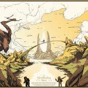 La historia interminable. Un proyecto de Ilustración, Diseño gráfico y Cine de Cristian Eres - 20.01.2020