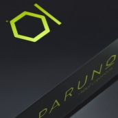Paruno. A Br, ing, Identit & Interior Design project by Alejandro Pascalis - 01.20.2020