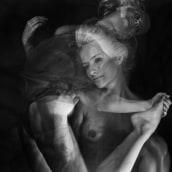 El Gemelo Fantasma . A Photograph, Portrait photograph, Digital photograph, and Fine-art photograph project by Cristias Rosas Chocano - 01.27.2020