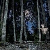 Después de caer del cielo. A Photograph, Portrait photograph, Digital photograph, Fine-art photograph, and Outdoor Photograph project by Cristias Rosas Chocano - 01.27.2020