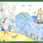 Mi Proyecto del curso: Claves para crear un porfolio de ilustración profesional. Un proyecto de Dibujo, Ilustración e Ilustración infantil de Berta Fortet Berne - 29.01.2020