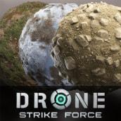 Drone Strike Force. Un progetto di 3D di Angel Fernandes - 01.02.2020