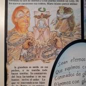 RUIDO DE ROTAS CADENAS. Um projeto de Comic, Criatividade e Desenho artístico de Juan Bautista Baillinou - 16.03.2007