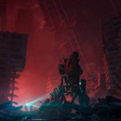 Ground Zero. A 3-D, Fotoretuschierung und Concept Art project by Carles Marsal - 02.02.2020