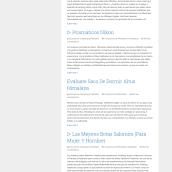 Tienda de Montaña. Un proyecto de Diseño Web de Jose Luis Torres Arevalo - 05.02.2020