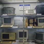 Apple computers at Osaka Science Museum photogrammetry scan. Un proyecto de 3D y Modelado 3D de Miguel Bandera - 09.02.2020