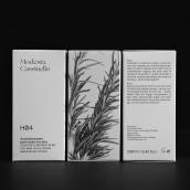 Modesta Cassinello Cosmetics. Un progetto di Br, ing e identità di marca, Progettazione editoriale , e Packaging di Plácida - 10.02.2020