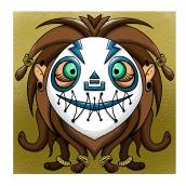 Menino Maia . Um projeto de Ilustração, Criatividade, Ilustração digital, Desenho artístico, Desenho de tatuagens e Desenho digital de Fabio Gonçalves Coutinho - 13.02.2020