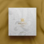 Momu Branding. Un proyecto de Br, ing e Identidad, Diseño y Packaging de William Ibañez Ararat - 14.02.2020