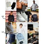 Mi Proyecto del curso: Fotografía para redes sociales: Lifestyle branding en Instagram. Um projeto de Moda de carlasagallo - 16.02.2020