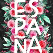 """Gira por España / Lanzamiento """"Armonía de Color para Artistas"""" en Español. A Aquarellmalerei project by Ana Victoria Calderon - 17.02.2020"""