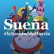 Sueña la Navidad de Murcia. Un proyecto de Ilustración, Publicidad, Animación, Diseño editorial, Diseño gráfico, Diseño de carteles e Ilustración digital de ZRVK - 01.12.2019