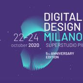 Digital Design Days. Um projeto de Br, ing e Identidade, Social Media e Marketing digital de Dot Lung - 21.12.2019