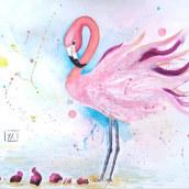 Mi Proyecto del curso: Introducción a la ilustración infantil. A Children's Illustration project by Yanet González - 02.21.2020