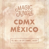 Seminario Negocio Artístico / Magic Jungle CDMX / 17-19 de Abril 2020. A E-Commerce project by Ana Victoria Calderon - 25.02.2020