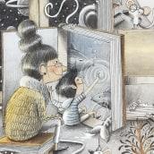 Revista Cucú. A Illustration, Verlagsdesign, Schrift und Kinderillustration project by Paula Bossio - 27.02.2020