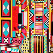 LAS PUERTAS DEL LABERINTO. Un proyecto de Diseño y Pintura de LUCAS RISE - 27.02.2020