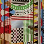 AFRICAN WHIMSICAL. Un proyecto de Diseño y Pintura de LUCAS RISE - 27.02.2020