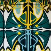 LE NOUVEAU ROI. Un proyecto de Diseño y Pintura de LUCAS RISE - 27.02.2020