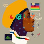 Volta. A Digital illustration project by Samuel Rodriguez - 02.28.2020